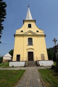 Kostek sv. Jiljí v Hošticích